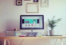 Workspaces / Workspaces - Espacios de trabajo para inspirarse