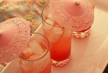Cute drinks / by Lavender Weddings &more