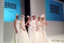 The Bride Show  en Dubai. / Del 2 al 5 de Abril estamos en #Dubai, en la mayor feria internacional de Oriente Medio, con Valerio Luna y Manu Garcia Costura.