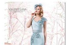 Colección fiesta #ValerioLuna 2015. / Sí la primera colección de Valerio Luna  nos sorprendió por sus estilismos y una increíble combinación de tejidos y colores, la colección de trajes de fiesta 2015 está llena de glamour, elegancia y sofisticación.