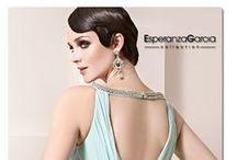 Esperanza Garcia 2015 / Ya está disponible la colección 2015 de nuestra diseñadora Esperanza García.