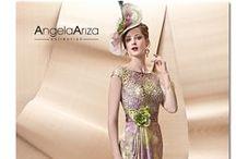 Angela Ariza colección 2015 / Llega la nueva colección de Angela Ariza a nuestra tienda ¿cuál es tu favorito? #fiesta #madrina #coctel #fashion