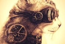 Inspiring Steam Punk