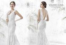 2016 Valerio Luna colección novias. / Moda nupcial, vestidos de novia, colección 2016, novias, weddingdress
