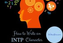 Myers-Briggs - INTP / Myers-Briggs Personality Type INTP: Introvert, Intuitive, Thinking, Perceptive