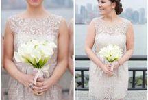 TEP Weddings - Gold, Blush & Pink