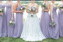 TEP Weddings - Shades of Purple / Lavender, Lilac, Plum & Orchid... So many shades of purple, each so different and so beautiful! This board is full of inspiration for the bride who loves the most vibrant color in the rainbow, Purple!