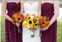 TEP Weddings - Maroon, Orange & Red