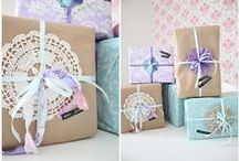 ☆ Wrapping and gifts