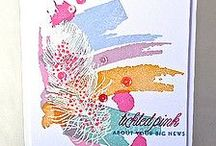 Card Inspiration / by Hill Country Stampin'