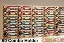 Organize Craft Spaces / by Hill Country Stampin'