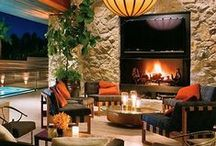 Outdoor spaces / cool outdoor ideas / by MM pinned this