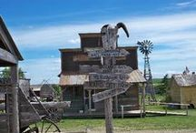 Travel | Ghost Towns / Ghost town adventures for the whole family!