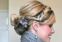 Style / Pretty hair styles and fashionable clothing. Great packing tips as well!