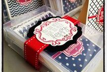 Gift Ideas / by Hill Country Stampin'