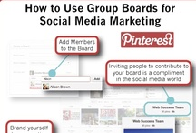 Pinterest Tips & Tricks / Pinterest is a great tool for businesses to a better job of marketing and sales. / by Suzy Dickstein