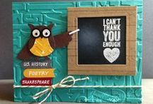 Tools - Owl Punched / by Hill Country Stampin'