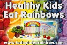 Eat A Rainbow / by Eat A Rainbow Project / Today I Ate A Rainbow