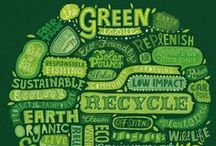 Going Green / by Christy Staton