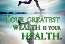 Healthy Living / Health is your wealth! / by Instyle Indulgence Interiors