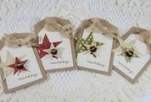 Got Tags? / by Hill Country Stampin'