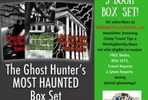 Ghosts & Haunted Places / All about ghosts and haunted places from the author of more than three dozen ghost books.