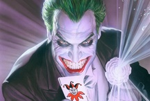 Joker & the other bad boys / by Steven Gonzales