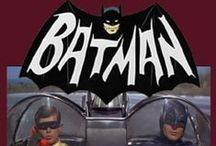 1966-67 Batman Show / Campy, but I loved it! / by Steven Gonzales