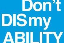Disabilities=Abilities