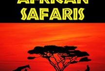 African Safaris by TerranceTalksTravel.com / This board is based on my book, Terrance Talks Travel: A Pocket Guide To African Safaris. Everything you need to know about an African safari is revealed, including where and how to go (there are many types of safaris and destinations), when to go, and how to pack.  #africa #safaris #travel