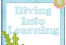 Blog: Diving Into Learning / A collection of my blog posts / by Diving Into Learning