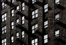 Architecture in NYC / by Den Ver