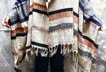 Native Lady / Boho style.