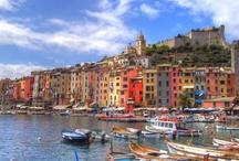 Cinque terre - Italy / by Den Ver