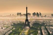 Discover Paris / by Den Ver
