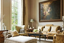 Living Rooms / by Village Antiques