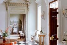 Foyers/Hallways / by Village Antiques