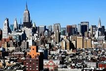 New york city / by Den Ver