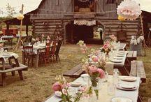 DREAM WEDDING / Dream wedding ideas such as venue, hairstyles, bridesmaids dresses, shoes, reception ideas, etc..
