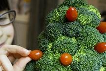 Happy Healthy Holidays! / by Kia Robertson / Today I Ate A Rainbow
