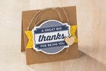 3x3 Love Notes / by Hill Country Stampin'