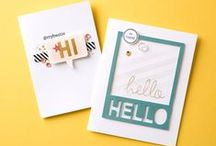 Note Cards & Envelopes Sets / Stampin' Up! 20 note cards and envelopes for $5.59 / by Hill Country Stampin'