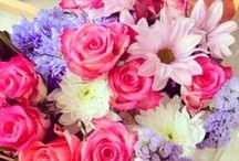 Flowers. / by Morgan Selph
