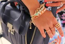 Accessories are a Girl's Best Friend / Favorite shoes, bags, and jewelry