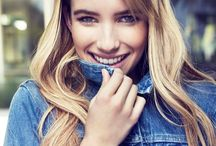 EMMA ROBERTS / She's a great actress, and she's so so pretty..