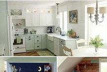 Pretty Handy Girl's Home / A Tour of Pretty Handy Girl's Home, home decor, home decorating ideas, home decor inspiration