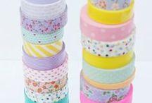 ✿ Washi tape