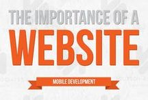 Websites & Online Marketing / Infographics