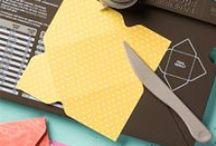 Tools - Envelope Punch Board / by Hill Country Stampin'