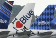 JetBlue Flies to Savannah/HHI Airport (Officially) / The celebration of the inaugural flights from New York City's JFK and Boston's Logan airports to the Savannah/HHI airport / by Palmetto Dunes Oceanfront Resort